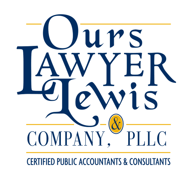 Ours Lawyer Lewis & Company, PLLC Retina Logo